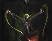 The Devil. Tarot