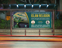 Islam Billboard Template