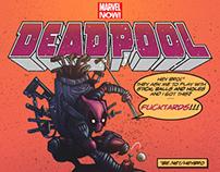 Deadpool fan art