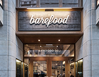 Barefood Deli – Corporate Design