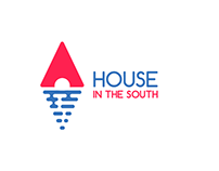 House in the South: fake brand logo