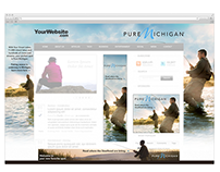 Advertising: Pure Michigan Campaign