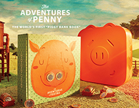 Adventures Of Penny (Itaú Bank) CD AD