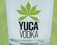 Yuca Vodka