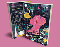 The Wind Up Bird Chronicle // Prospective Book Cover