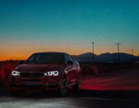 BMW X6 CGI Project