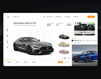 Best Car Dealership Website Landing Page