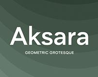 Geometric Grotesque
