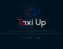 TaxiUp- Taxi, Geo-Location, Navigation Application