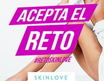 Skin LoVe Sitio Web