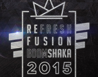 Refusionshaka 2015 Show