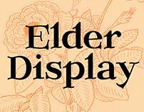 Elder Display