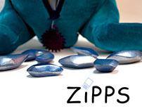 Zipps; Plush toy Series