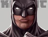 Batman Selfie
