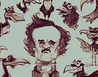 Poe + Ravens
