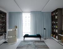 Interior as a piece of art