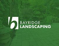 Bayridge Landscaping Rebrand