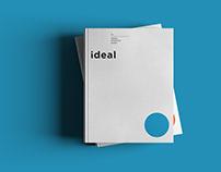 IDEAL / Re-branding
