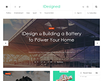 Website Templates Designs