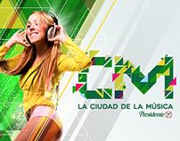 Presidente - Ciudad de la Música (opción-2)
