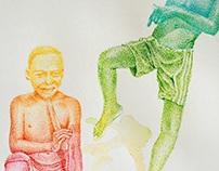 Meninos de Madagascar