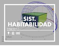 Sist. Habitabilidad: Integrador I / ARQU-2320