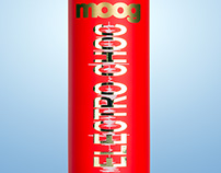 Red Moog by DanCo Decor