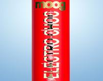 Red Moog by DanCo Decor