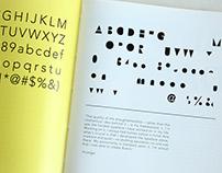 Type Specimen Book: Avenir