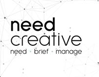 NEED CREATIVE POST