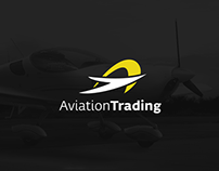 Aviation Trading Corporate Identity Design