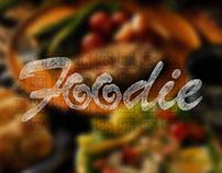 Foodie Vector Logo