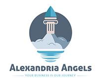 Alexandria Angels Logo