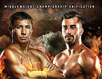 Gennady Golovkin vs. David Lemieux Creative (Presale)
