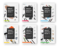 Oogie Haus: Smart Sketch Books 1-9