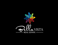 Logo Design - Bella Vista Real Estate