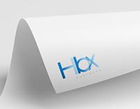 HBX Partners - LOGO & PAPETERIE