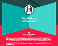 My Medhas - E-Learning App