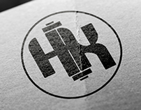 Bodybuilder Personal Brand Logo