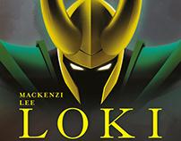 Loki: Onde Mora a Trapaça | BOOK DESIGN