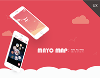 [UX]MAYO MAP:Make your map