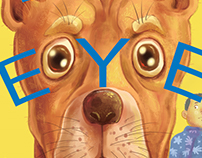 dog eye view comicbook