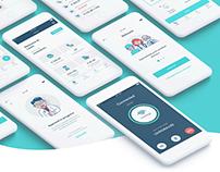 SOS Medico - iOS & Android App