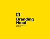 Lion Logo for Branding Hood