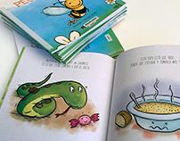 Pequeños Momentos - Libro Infantil - Children Book