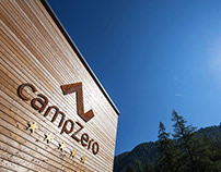 campZero - Logo and Brand Identity