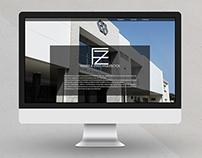 FZ Arquitectos Website
