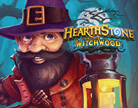 Hearthstone: The Witchwood Spine Animation