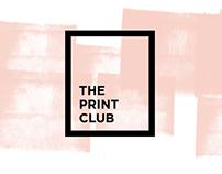 THE PRINT CLUB