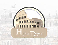 Holidays home in Rome Logo